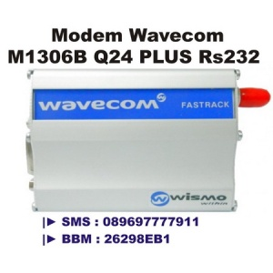 Modem Wavecom M1306B Q24 PLUS RS232